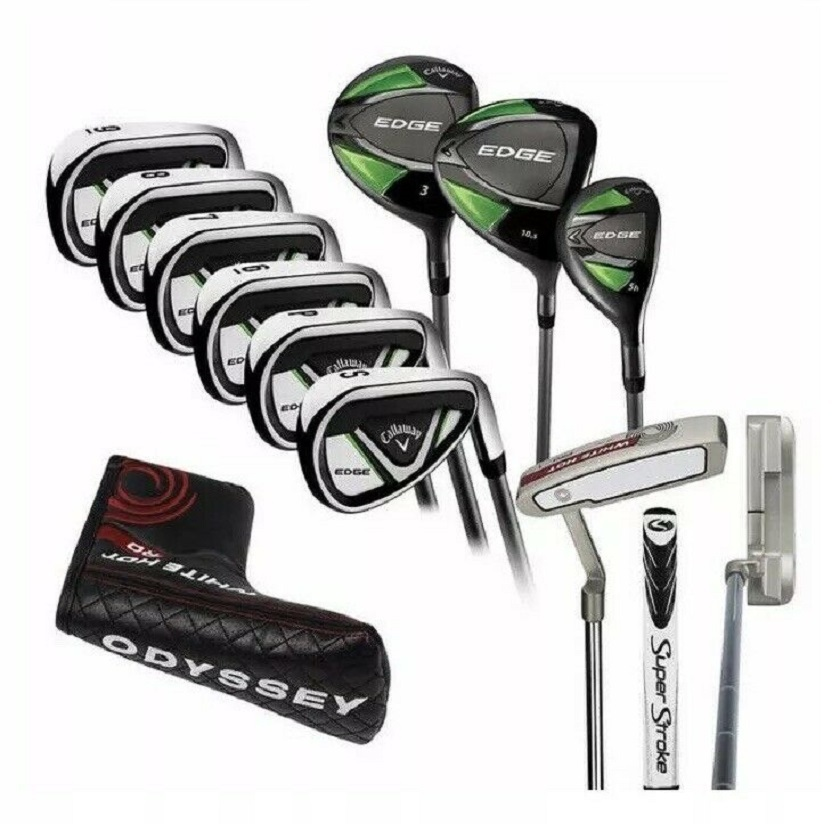 Callaway Edge Combo Set Review Flying Golf Ball